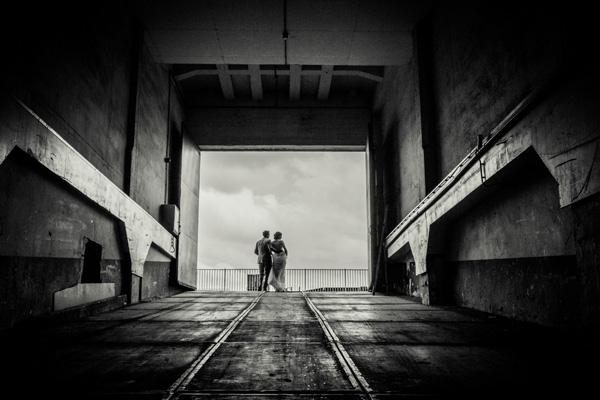 Romantisch & stoere bruiloft