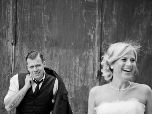 Stoer en industrieel trouwen in Rotterdam