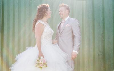 Romantische wedding in Boskoop