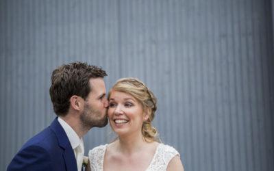Romantisch en stoer trouwen in Rotterdam
