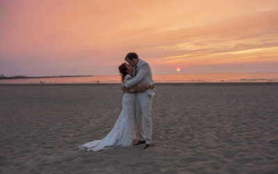 Tropisch trouwen bij Aloha Beach