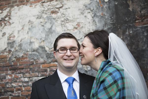 Leidse bruiloft met een Schots tintje