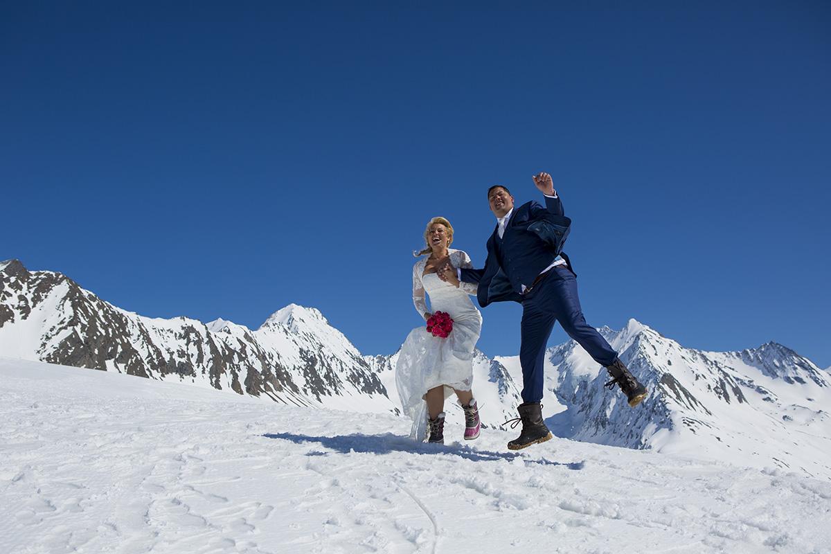 Oostenrijk: trouwen op hoge hoogte!