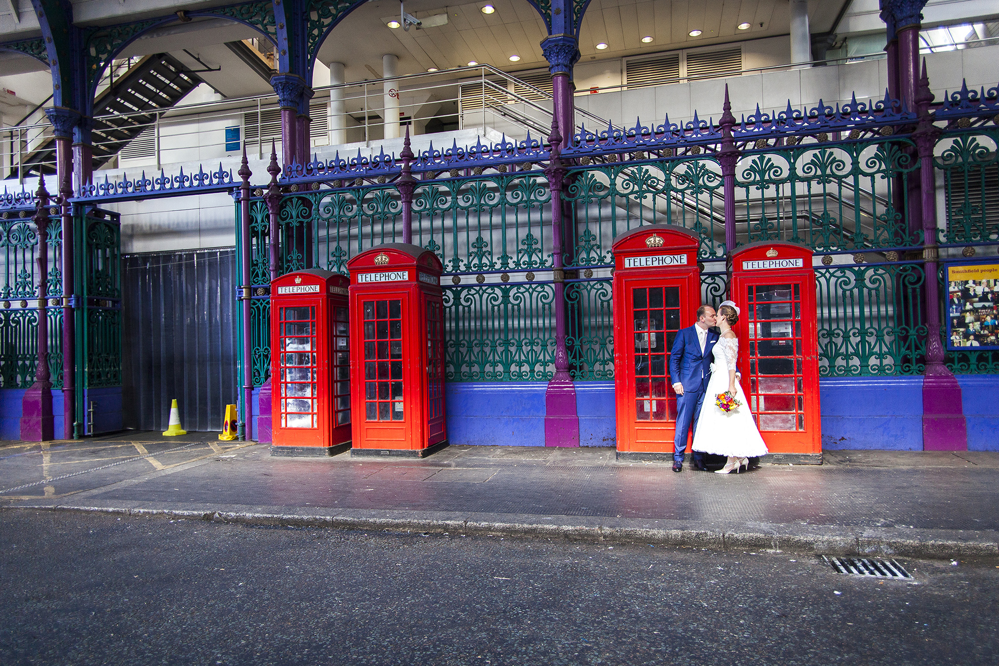 Say 'I do' in London…