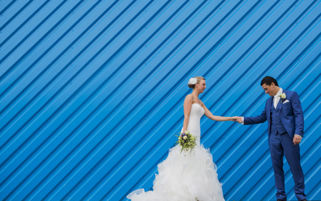 We love this cool weddingshoot!