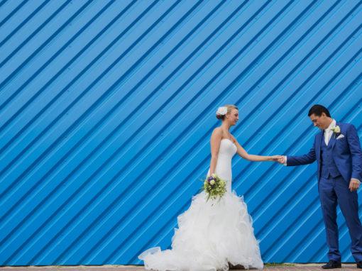 We love this cool weddingshoot!