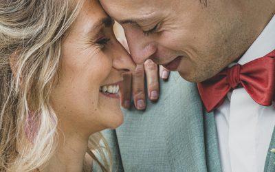 Hartelijk huwelijk in de Hortus