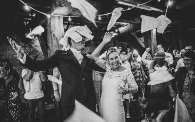 Heerlijke nazomer bruiloft in Leiden