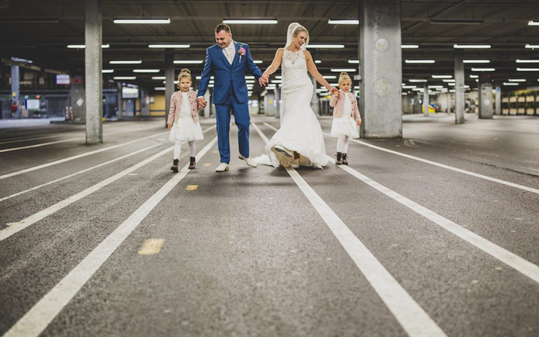 Romantische wedding in Rijnsburg